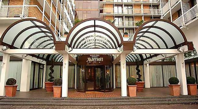 ロンドン マリオット ホテル リージェンツ パーク - ロンドン - 建物