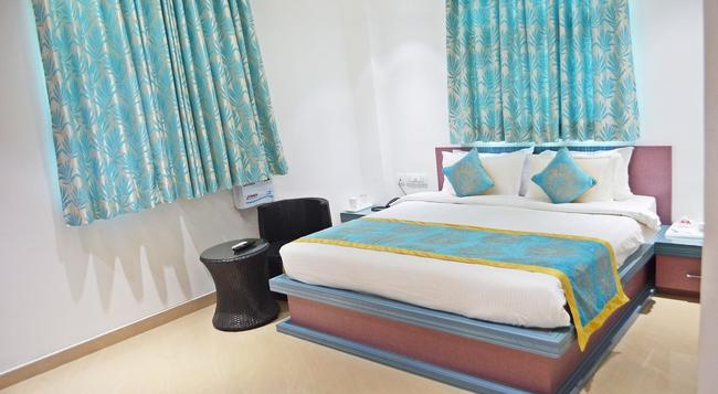 Frontline Residency - Patna - 寝室