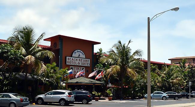 Ft. Lauderdale Beach Resort Hotel & Suites - フォート・ローダーデール - 建物
