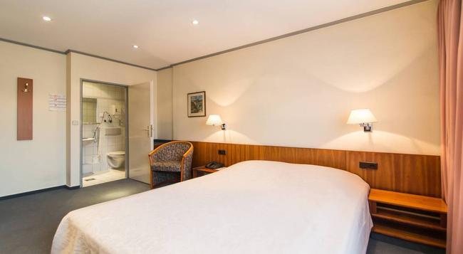 Hotel Klein Frankfurt - フランクフルト - 寝室