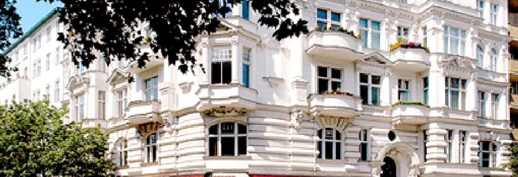 ゲイ ホステル - ベルリン - 建物