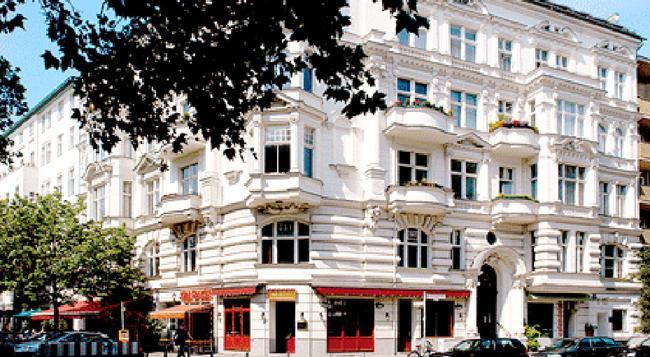 Gay Youth Hostel - ベルリン - 建物