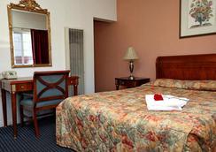 キャンドル ベイ イン - モントレー - 寝室