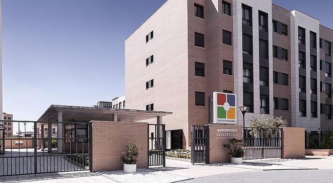 コンポステラ スイーツ - マドリード - 建物