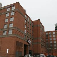 Holiday Inn Express & Suites Buffalo Downtown Exterior