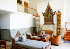 The Babylon Bangkok Bed & Breakfast - バンコク - ラウンジ