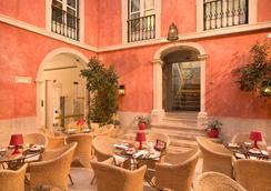 ホテル レアル パラシオ - リスボン - レストラン