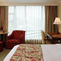 ヴィクトリア マリオット インナー ハーバー Guest room