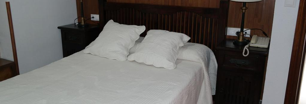 ホテル グラン プラザ - コルドバ - 寝室