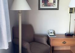 A Western Rose Motel - コーディ - 寝室
