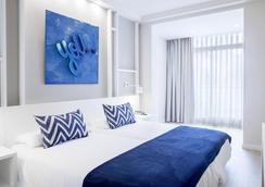 ホテル イベルソル アンテマーレ スパ - シッチェス - 寝室
