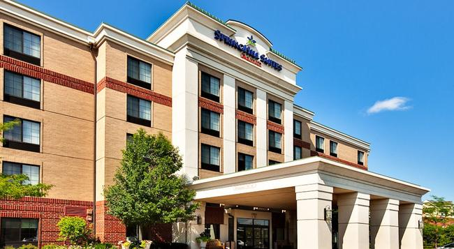 SpringHill Suites by Marriott Chicago Schaumburg Woodfield Mall - シャンバーグ - 建物