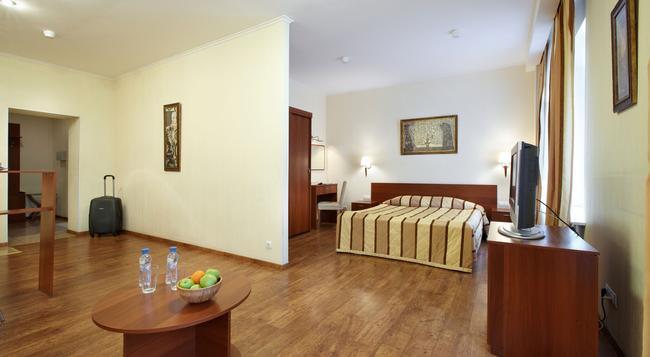 パラティン ホテル - サンクトペテルブルク - 寝室