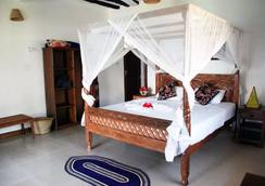 Ras Michamvi Beach Resort - ザンジバル - 寝室