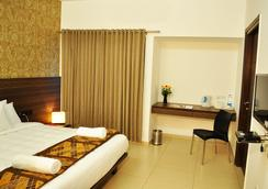 The Palazzo - ハイデラバード - 寝室