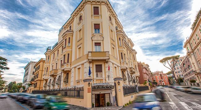 ホテル ヴィラ トロニア - ローマ - 建物