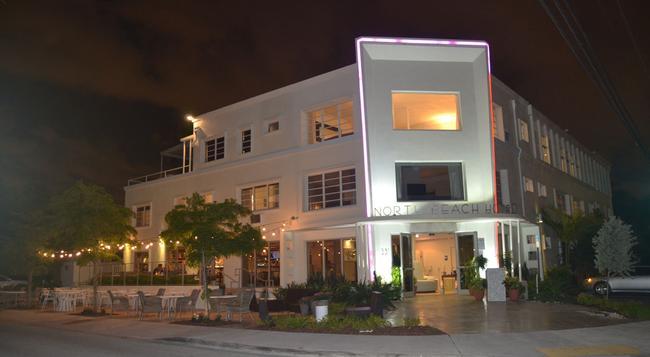 North Beach Hotel - フォート・ローダーデール - 建物