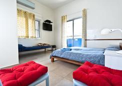 ハイアーコン 48 ホステル - テル・アビブ - 寝室