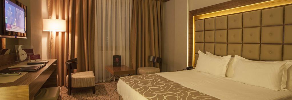 Grand Hotel Gaziantep - ガジアンテプ - 寝室