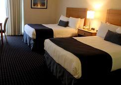 ミッドタウン ホテル - ボストン - 寝室