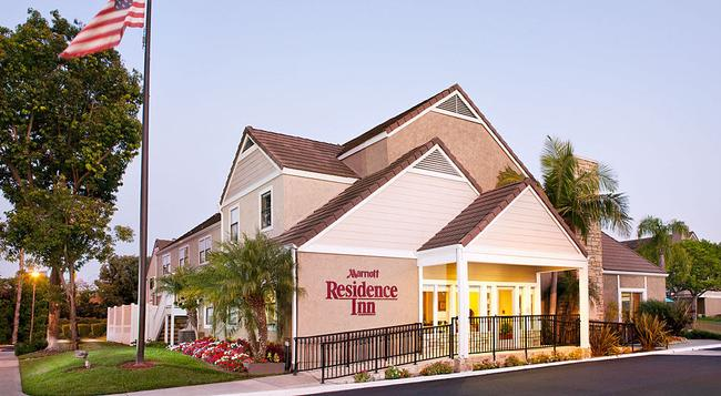Residence Inn by Marriott Costa Mesa Newport Beach - コスタメサ - 建物