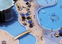 グラン ホテル バリ - ベニドーム - プール