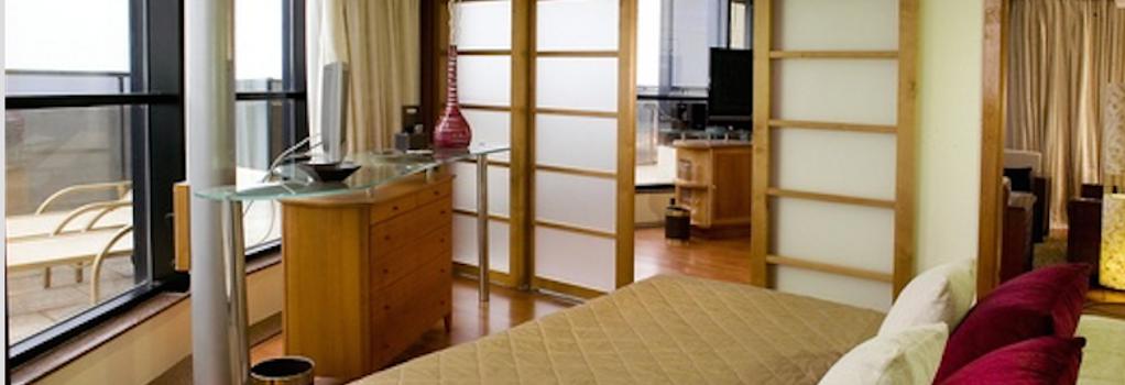 グラン ホテル バリ - ベニドーム - 寝室