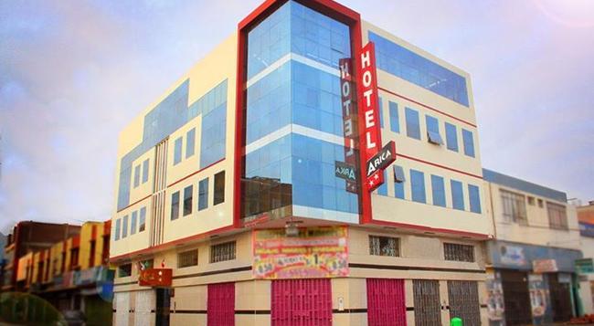 Hotel Arica - Chiclayo - 建物