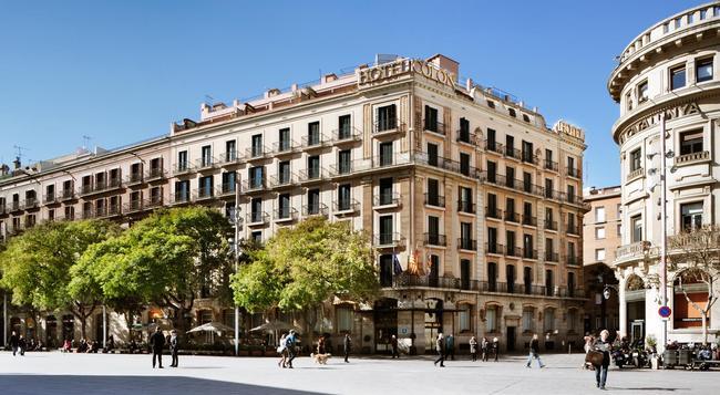 コロン ホテル バルセロナ - バルセロナ - 建物