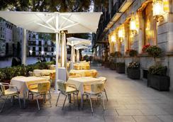 コロン ホテル バルセロナ - バルセロナ - レストラン