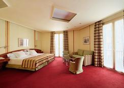 コロン ホテル バルセロナ - バルセロナ - 寝室