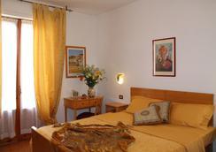 Hotel Marvin - モンテプルチャーノ - 寝室