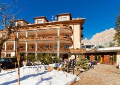 ブティック ホテル ヴィラ ブルー コルティーナ - Cortina d'Ampezzo - 屋外の景色