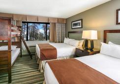 Yavapai Lodge - Grand Canyon Village - 寝室