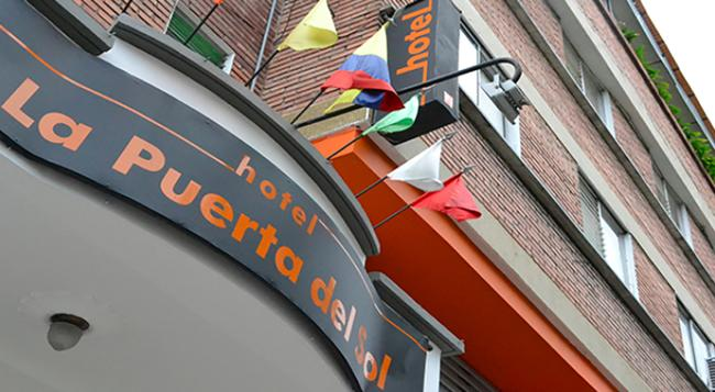 Hotel La Puerta Del Sol - Bucaramanga - 建物