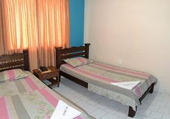 Hotel La Puerta Del Sol - Bucaramanga - 寝室