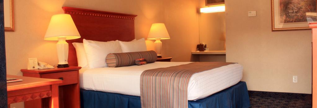 Sands Inn & Suites - サンルイス・オビスポ - 寝室