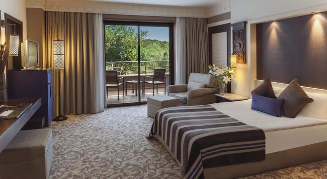 Ela Quality Resort Hotel Antalya - ベレキ - 寝室