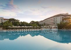 Ela Quality Resort Hotel Antalya - ベレキ - 屋外の景色