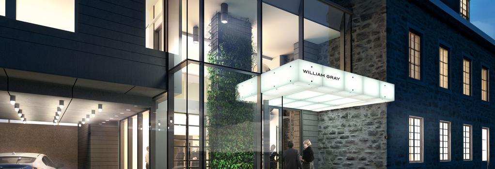Hotel William Gray - モントリオール - 建物
