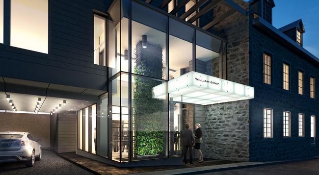 William Gray - モントリオール - 建物
