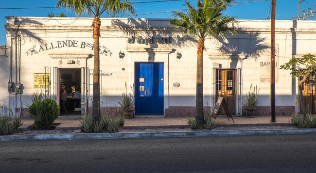El Angel Azul Hacienda - ラパス - 建物