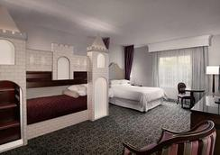 アナハイム マジェスティック ガーデン ホテル - アナハイム - 寝室