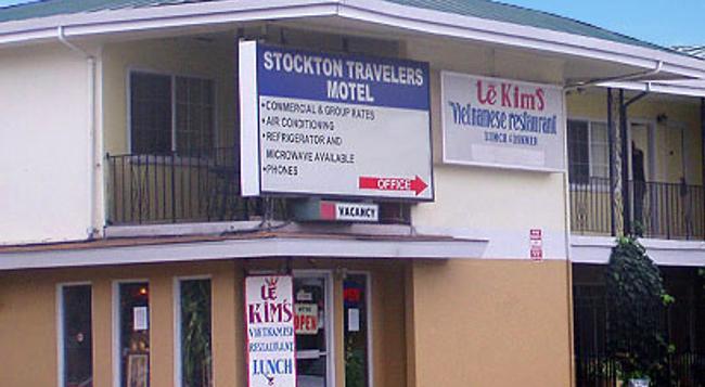 Stockton Travelers Motel - ストックトン - 建物