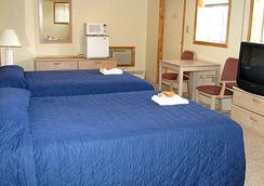 Lake View Inn - レイク・ ジョージ - 寝室