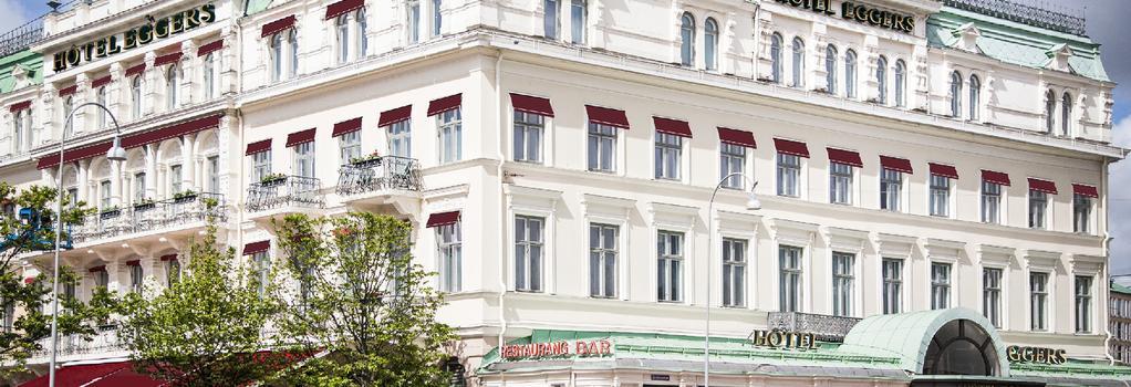 Hôtel Eggers - ヨーテボリ - 建物
