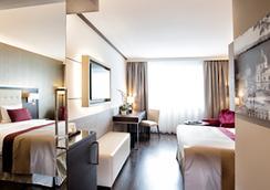 ウィンダム グランド ザルツブルク カンファレンスセンター - ザルツブルク - 寝室