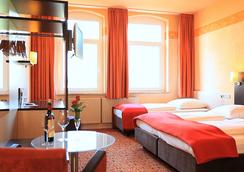 アデッソ ホテル アストリア - カッセル - 寝室