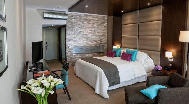 フォレスタ ホテル リマ - リマ - 寝室