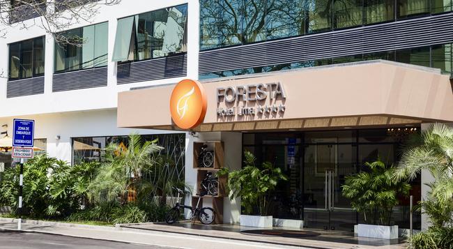 フォレスタ ホテル リマ - リマ - 建物